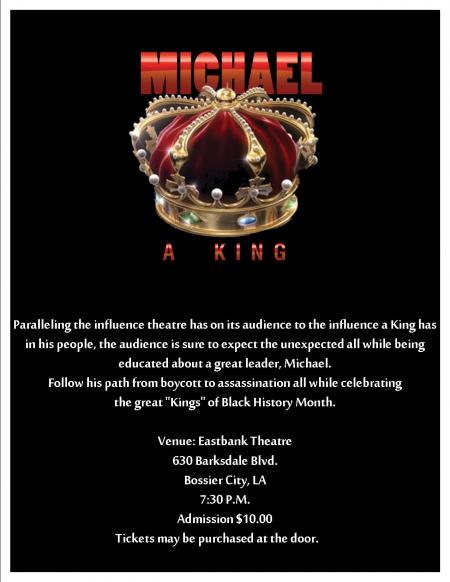 Michael: A King